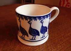 Emma Bridgewater Guinea Fowl Baby Mug 1998