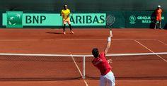 Davis Cup'ta yine elendik!