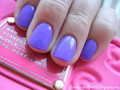 Julep Anne... the most perfect tropical purple.