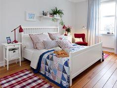 Ikea Schlafzimmer Mit Skandinavischem Charme Zuhause Wohnen