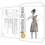 Brasilia Dress Envelope PDF - via @Craftsy