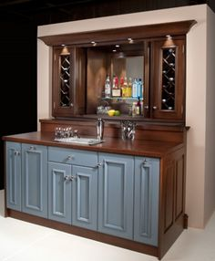 Greenfield Rolling #Bar Get your #party on in style! #PreownedLuxury This is a showroom display!