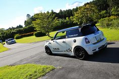 """Superturismo LM23 17"""" (Special Edition for Duell AG) on Mini Cooper S JCW by Duell AG from Japan #OZRACING #RACING #SUPERTURISMO #LM #RIM #WHEEL"""