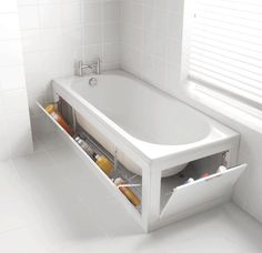 space management  http://www.bathroomheaven.com/images/product/zoom/stowaway-end-panel-basketsonly-end-panel.jpg
