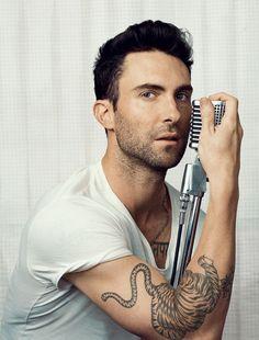 Adam Levine... There are no words...