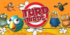 Turd Birds - Endless Runner With weapons bird Excrement | Android Specification Reviews