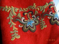Folk Embroidery, Holy Quran, Octopus, Holi, Costumes, Norway, Inspiration, Fashion, Hipster Stuff