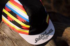 Golden Saddle Cyclery cap
