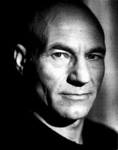 Angus! Seriously, do you know how hard it is to find an image of Patrick Stewart NOT smiling? The man's adorable.