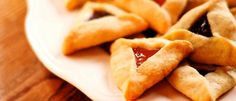Purim Food: Where to Get Hamantaschen - City of Ate Snack Recipes, Snacks, Real Quick, Chips, How To Get, Eat, Food, Snack Mix Recipes, Appetizer Recipes
