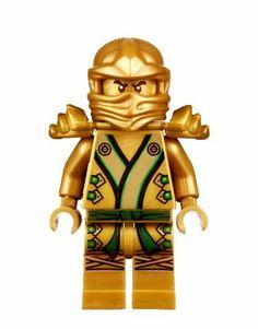 Plastic+Steentjes+LEGO+Ninjago++Gouden+Ninja+En+Sets+2013+cakepins.com