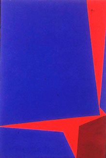 1000+ images about Lorser Feitelson on Pinterest | Hard ...