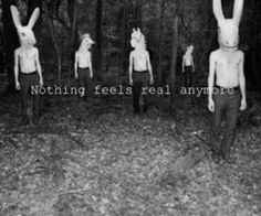 nothing really