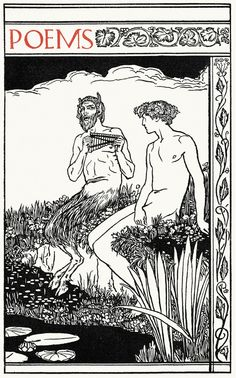 Robert Anning Bell, from Poems by Percy Bysshe Shelley, London, 1907.