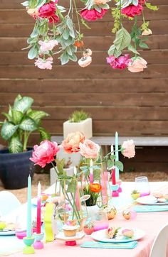 Style It - A Spring Table Setting