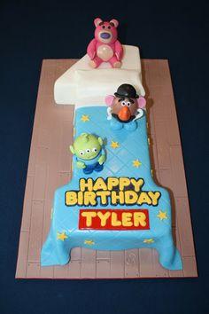 No 1 Toy Story Cake