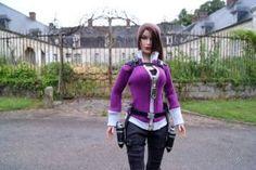 TRU-Casual-Croft Manor 01 by Laragwen