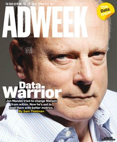 #Adweek cover - March 25, 2013