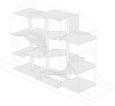 akihisa hirata architecture office: coil