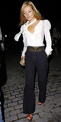 Miss Moss- pretty blouse
