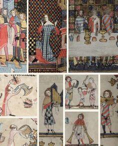 Romance of Alexander, 14th century, compilation