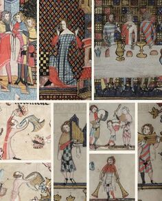Romance of Alexander, 14th century, compilation