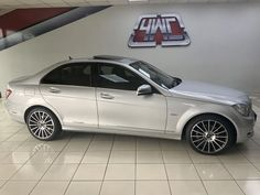 Used Mercedes-Benz C-Class Be Avantgarde A/t for sale in Mpumalanga, car manufactured in 2011 Mercedes Benz C Klasse, Mercedes Benz Autos, Used Mercedes Benz, Silver Car, Xenon Headlights, C Class, Trailer Hitch, Alloy Wheel, Car Detailing