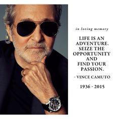 Shoe designer Vince Camuto dies at 78