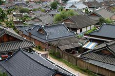 traditional houses of korea