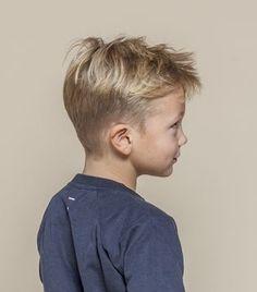 Boys haircut