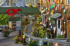 Bar Harbor, Maine.  Go to www.YourTravelVideos.com or just click on photo for home videos and much more on sites like this.