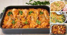 Máte pocit, že vám pri príprave rodinných obedov dochádza inšpirácia? Prinášame vám 7 skvelých tipov, na rýchle a chutné obedy z jedného pekáča.   Všetky recepty nájdete tu: http://tojenapad.dobrenoviny.sk/7-tipov-na-rychly-obed-z-jedneho-pekaca/  #lunch #ideas #easy #fast #seven #tips #onepot #clever #food #tasty #recipe