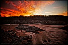 Great Falls - Maryland Side