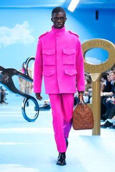Live Fashion, Fashion Show, Vuitton Bag, Louis Vuitton, High Class Fashion, Runway Fashion, Mens Fashion, How To Make Clothes, Making Clothes