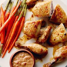 Recipe of the week - Coconut-Lime Flattened Chicken Best Bbq Recipes, My Favorite Food, Favorite Recipes, Coconut Recipes, Gluten Free Chicken, Stuffed Whole Chicken, Mets, Meal Planning, Chicken Recipes