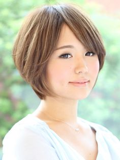 定番!大人ショートボブ Short Styles, Bob Styles, Hair Styles 2016, Medium Hair Styles, Cute Haircuts, Sassy Hair, Japanese Hairstyle, Asian Hair, Short Bob Hairstyles