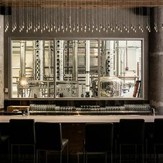 One for the Road: Distillery Bars