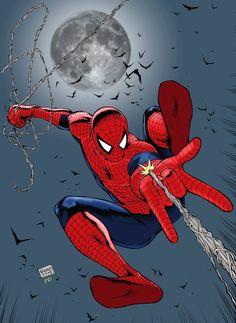 Spider-Man - Wayne Nichols
