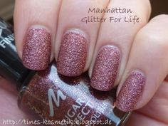 Manhatten Glitter For Life