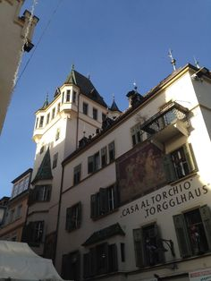 Scorcio di Bolzano. Image from globemy.com