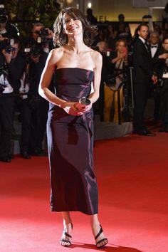 Sophie Marceau in #Cannes Film Festival