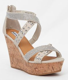 LOVE these wedges!!! Wow...this neutral color goes well W/everything!!!!!