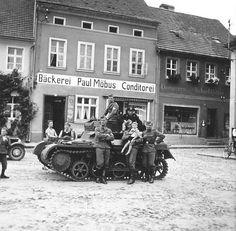 German Panzer 1