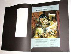 OMAGGIO A TEX portfolio Giovanni Romanini Tiferno Comics 2015