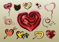 Valentine's vector