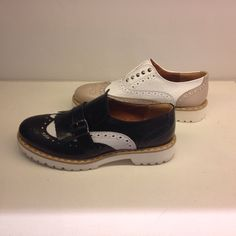 Zapatillas de primavera, spring shoes, scarpe primaverili.
