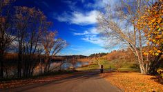 Fall: Edmonton River Valley by Cezary Kucharski Great Places, Places To See, Beautiful Places, Amazing Places, Canada Travel, Canada Trip, Canadian Culture, What Dreams May Come, Canada Eh