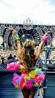 Adorable EDC outfit!