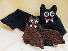 Ravelry: Batty Bat Bundle pattern by Deb Richey