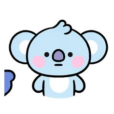 Friends Gif, Line Friends, Emoji Faces, Bts Drawings, Bts Chibi, Cute Gif, Boyfriend Material, Cute Wallpapers, Hello Kitty
